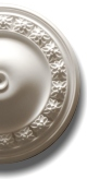 Carla Ceiling Rose 302mm