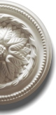 Marcella Ceiling Rose 408mm