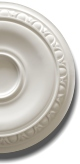 Alexandra Ceiling Rose 617mm