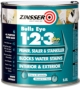 Zinsser Bulls Eye 123 Plus - Primer Sealer and Stain Killer