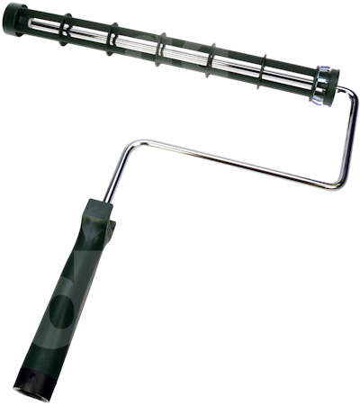 14 inch Wooster Sherlock Cage Paint Roller Frame 1.5 in dia / Screw Fit