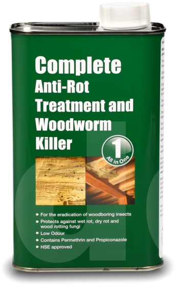 Complete Universal Clear Wood Preservative